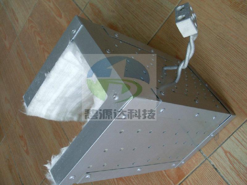 u型高频电磁加热圈-江西碧源达电磁感应加热器厂家